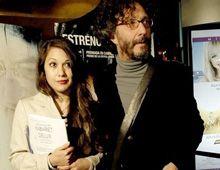 Fito Paez y Emme salen juntos al cine y dan que hablar a la prensa del corazón