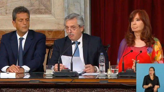 Alberto Fernández propuso la creación de una Secretaría de Narcotráfico en Rosario