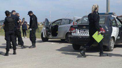 Identificaron el cuerpo encontrado el domingo dentro de un auto a metros del aeropuerto