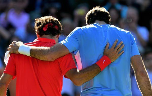 Del Potro y Federer protagonizaron el partido más largo de la historia del tenis olímpico. Ganó el número uno del mundo 3/6