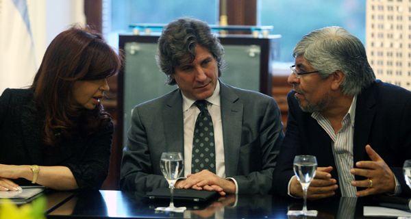 Rossi: El Gobierno representa los mismos intereses de los sectores del mundo trabajo