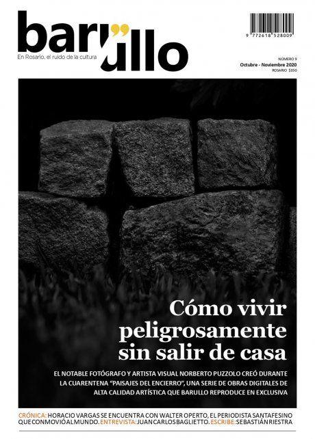 La portada del último número de la publicación rosarina.
