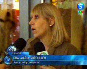 La jueza Gurdulich denunció corrupción y presiones del poder político y judicial