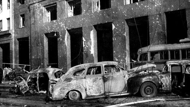 A 66 años del bombardeo