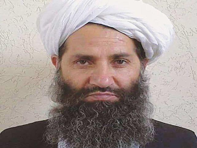 Haibatullah Akhunzada, el