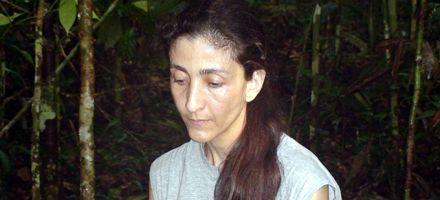 Ejército relativiza rumores sobre la salud de Ingrid Betancourt