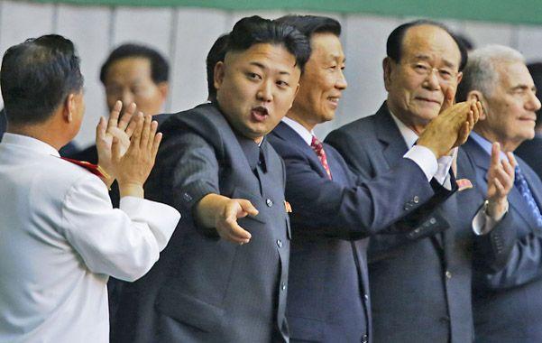 El joven dictador norcoreano Kim Jong-un.