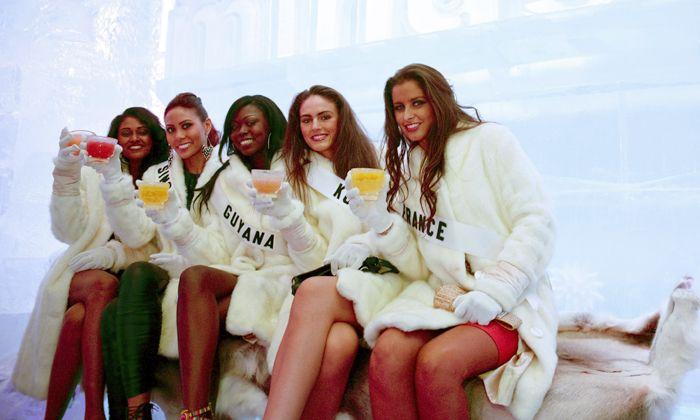 Las mujeres más lindas ya compiten por la corona de Miss Universo