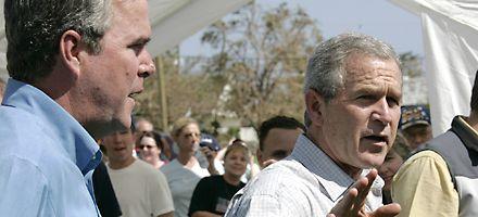 Denuncian desembarco de los Bush en Argentina para explotar agua potable