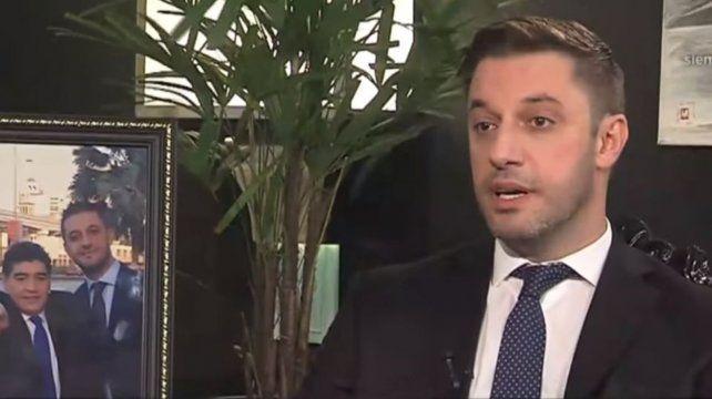 El abogado Matías Morla habló este lunes en el nuevo programa de Jorge Rial TV nostra.
