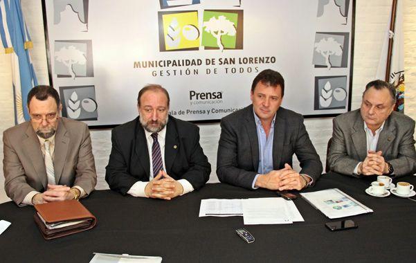 Articulación. La oferta académica llega a la ciudad de la mano de un convenio entre el municipio y la UNR.