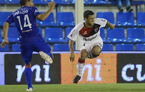Fuera de juego. Martín Tonso se perderá los tres partidos que restan y el inicio de la próxima temporada.