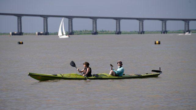 Desde el sector náutico aseguraron que se vive un boom en el río.