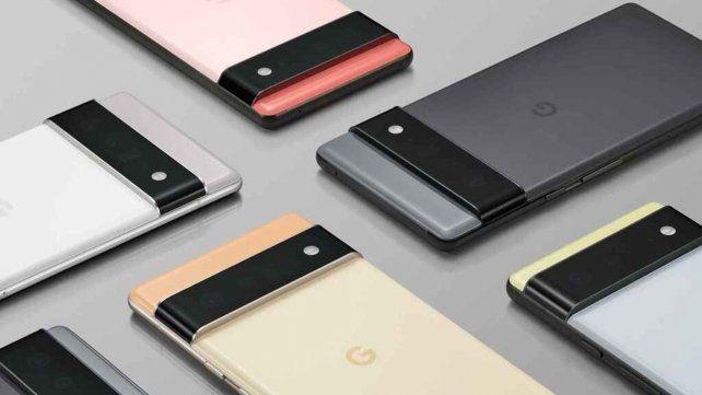 Google viene fabricando sus propios smartphones