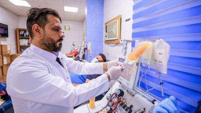 Tres estudios sobre plasma llegan a conclusiones muy diferentes