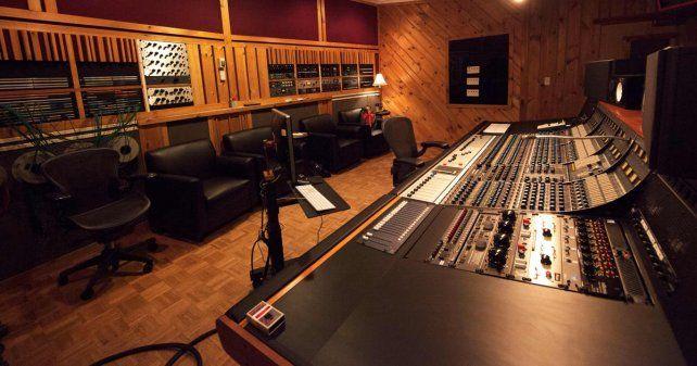 Estudios Power Station.