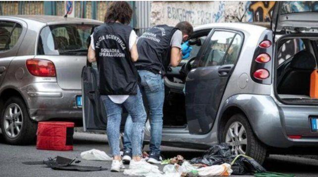 Las fuerzas de seguridad de Roma tuvieron que actuar con celeridad para evitar una posible tragedia.