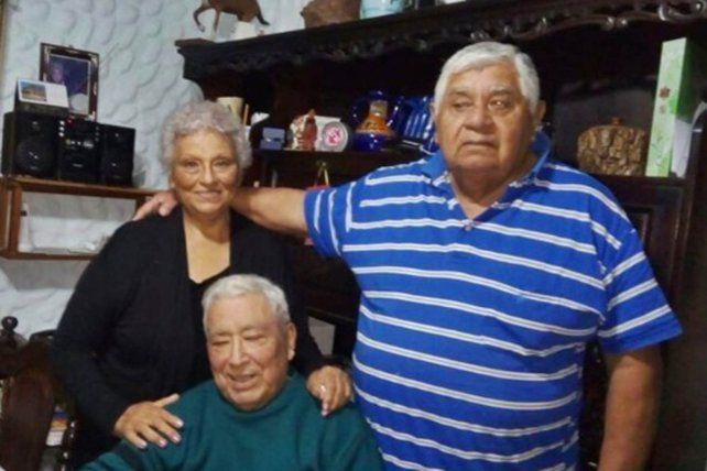 Florentina Correa de Tévez tenía 75 años y era oriunda de Carlos pellegrini.