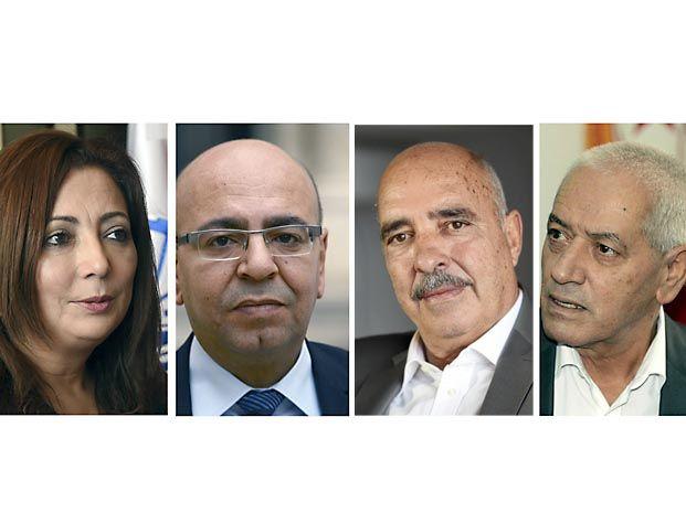Elegidos. El Cuarteto organizó un complejo y largo diálogo nacional.