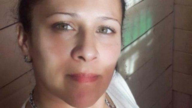 Víctima. Erica Olguín vivía con su agresor en Villa Gobernador Gálvez.