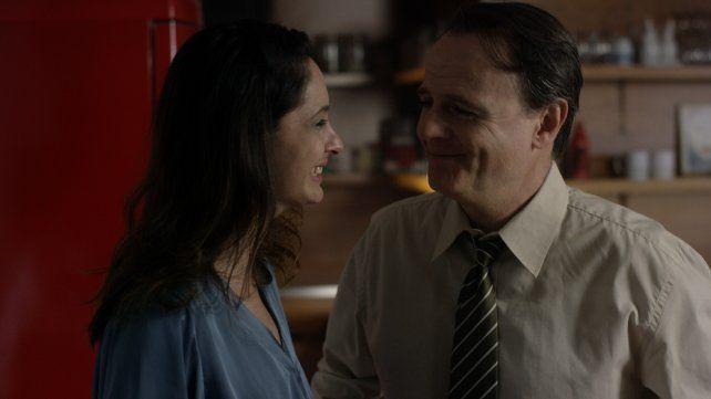Luis Machín y María Krasinsky interpretan a dos personajes vulnerables.