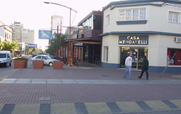 La factura de contribuciones por mejoras de calle Lavalle generó críticas.