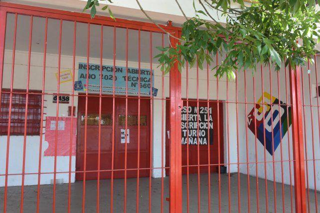 La Escuela Nº 660 había sufrido un robo en el inicio del año y volvió a padecerlos a lo largo de la pandemia.