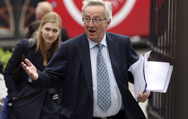 Aspirante. El luxemburgués Jean-Claude Juncker podría presidir la CE.
