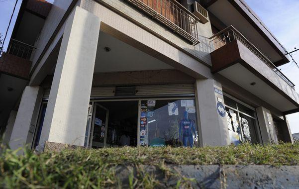 En zona sur. El atraco ocurrió en una farmacia de Arijón al 2700.