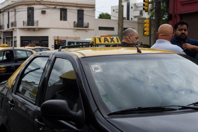El taxista quedó demorado acusado de falsa denuncia.