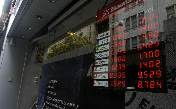 Disparada. El dólar paralelo llegó a un nuevo récord esta semana.