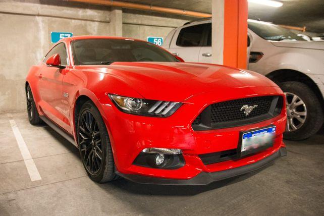 Un Mustang