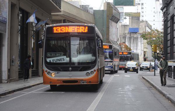 La Municipalidad tiene que promulagar la ordenanzas para luego sí imponer los cambios en los carriles.