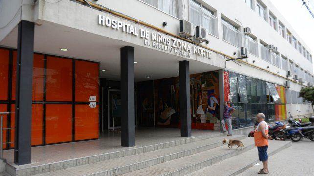 El Hospital de Niño Zona Norte
