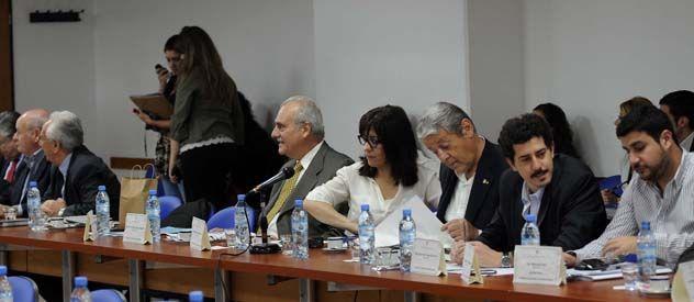 El oficialismo impuso su mayoría en las comisiones de Diputados.