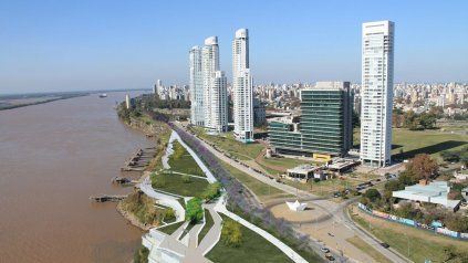 Rosario fue elegida entre 50 ciudades por sus innovaciones en iniciativas ambientales.