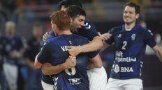 historico triunfo de los gladiadores contra croacia en el mundial de handball