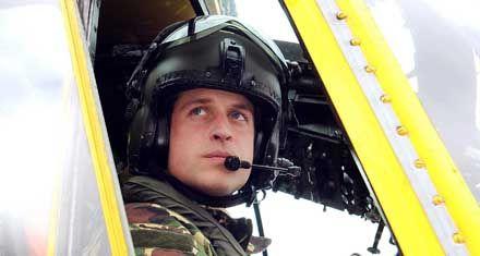 El príncipe Guillermo llega hoy a Malvinas y suma tensión al conflicto