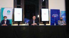 Perotti: La provincia tiene que recuperar su economía y tiene en el comercio exterior su principal herramienta