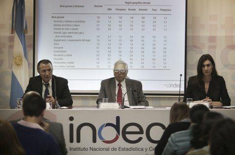 anuncio. Todesca precisó que el IPC nacional releva 320 mil precios en 39 ciudades del todo el país.
