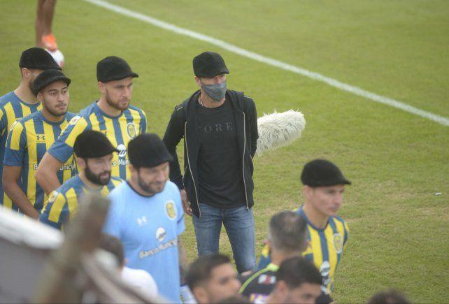 Central y un emotivo homenaje a Timoteo Griguol en la previa del partido con Platense