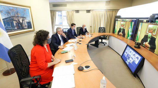El gobierno pide más controles y los gobernadores y hasta Rodríguez Larreta más restricciones