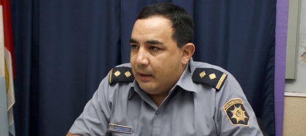 El jefe de la comisaría 2ª fue detenido esta tarde acusado de estar vinculado al narcotráfico