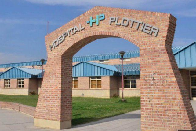 El hospital de Plottier