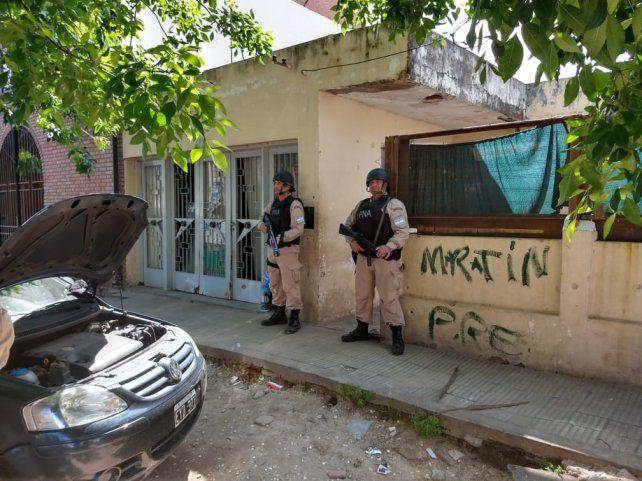 Diez detenidos de una banda que era de una misma familia y estaba liderada por una mujer