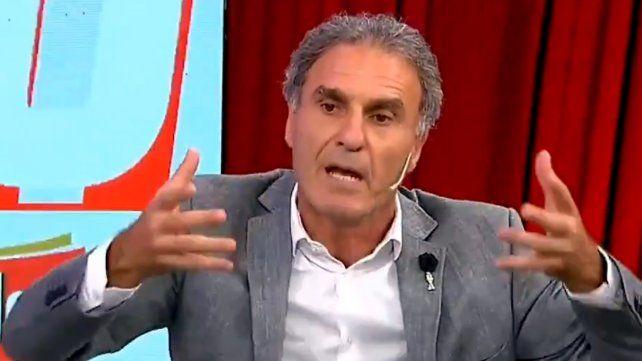 Ruggeri arremetió con todo contra la clase política: Viven en una burbuja
