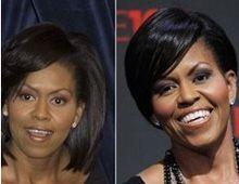 La primera dama Michelle Obama se cortó el pelo e impacta con su nuevo look
