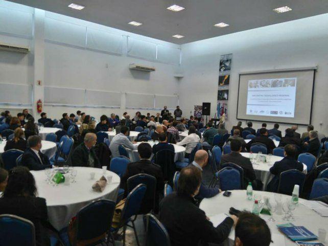 Jornada. El encuentro contó con la participación de más de 90 industriales de la región.