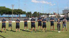 Hay equipo. El cuerpo técnico de Damián Sciretta luce muy profesional para afrontar este desafío de hacer regresar a Argentino a la Primera C.
