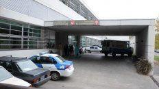 La víctima estaba internada en el Hospital de Emergencias.